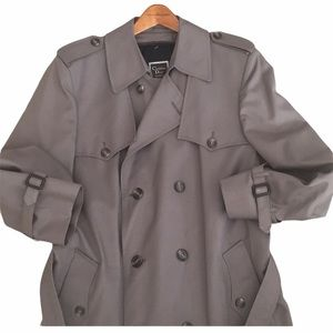 Christian Dior Monsieur trench w removable lining